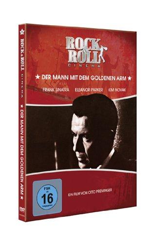 Der Mann mit dem goldenen Arm ( Rock & Roll Cinema )