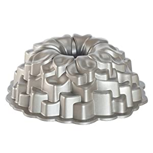 Nordic Ware Platinum Collection Blossom Bundt Pan by Nordic Ware