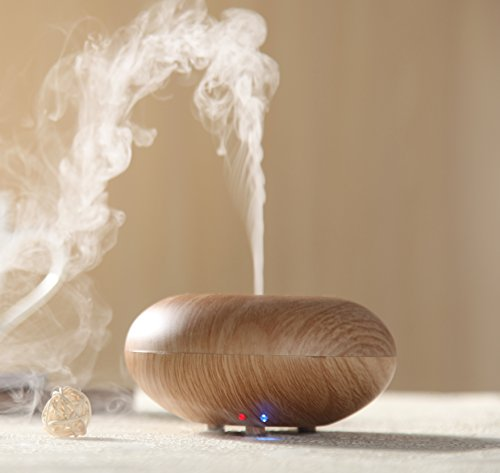 Bear Motion Electric Aromatherapy Essential oil Diffuser with Ultra Quite Cool Mist Humidifier - 110 ml Capacity