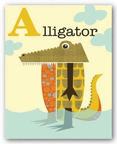 Alligator by Jenn Ski 10