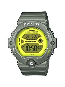 Casio Damen-Armbanduhr XL Baby-G Digital Quarz Resin BG-6903-8ER