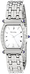 Bulova Womens 96R39 Diamond Watch