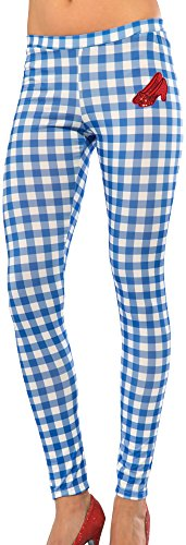 Rubie's Costume Co Women's Wizard Of Oz Dorothy Leggings