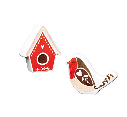 kitchencraft-little-red-robin-christmas-salt-and-pepper-shakers