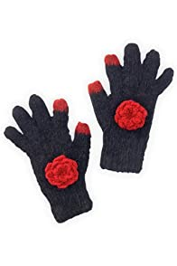 Tabask Suri Alpaca Smart Gloves