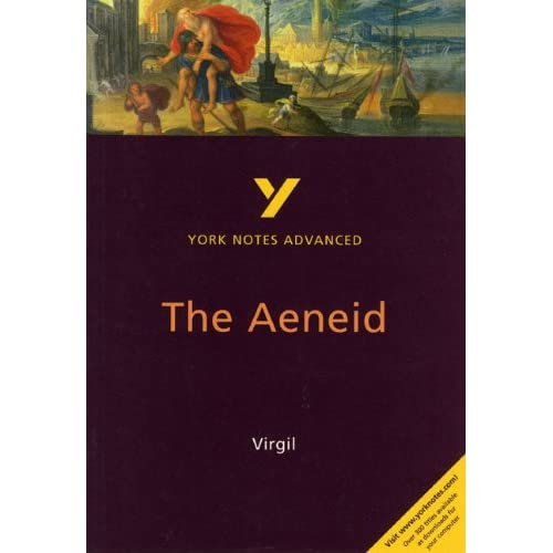 The Aeneid (2nd Edition) (York Notes Advanced)