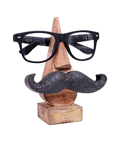 classic-hand-carved-rosewood-nose-shaped-eyeglass-spectacle-holder-with-black-moustache