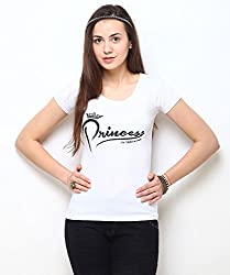 Yepme Princess Tee - White -- YPMTEES5198_XL