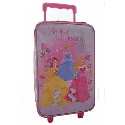 Disney Princess Magical Dreams Wheeled Trolley Bag