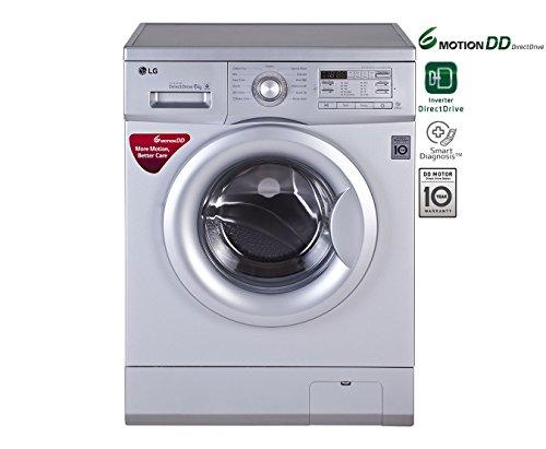 LG FH0B8NDL25 6 Kg Fully Automatic Washing Machine