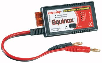 Great Planes ElectriFly Equinox LiPo Cell Balancer 1-5 GPMM3160