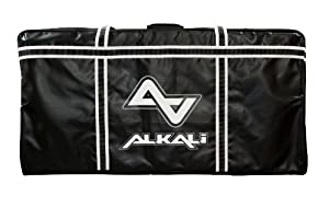 Alkali Hockey RPD Max Team Bag, Black, One Size by Alkali Hockey