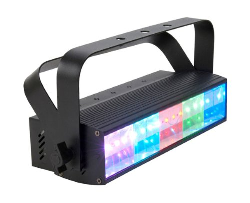 American Dj Pixel Pulse | Fifteen 3-Watt 3-In-1 Rgb Tri Leds And 5 Zones Pixel Controll Lighting Bar