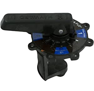 Hayward SPX0733BA Key, Cover And Handle Assembly Replacement for Hayward Multiport Valves at Sears.com