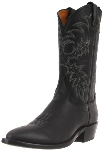 Tony Lama Boots Men's Stallion 7900 Boot,Black Stallion,10.5 D US