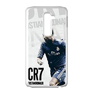 Amazon.com: YESGG CR7 Cristiano Ronaldo Cell Phone Case for LG G2