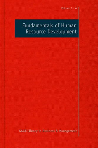 Fundamentals of Human Resource Development (SAGE Library in Business and Management)
