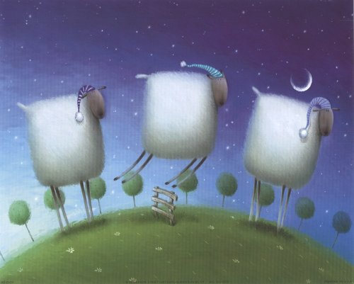 Insomniac Sheep Rob Scotten 10