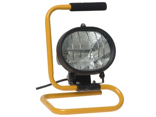 Faithfull SL500CPL Portable Sitelight 500 Watt (110 Volt)