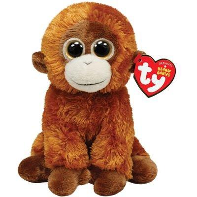 Ty Beanie Baby Schweetheart Plush - Orangutan - 1