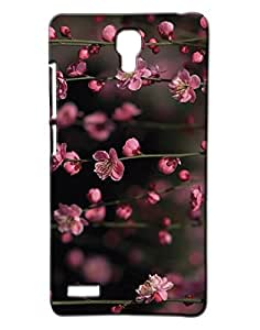 Pickpattern Hard Back Cover for Redmi Note 4G