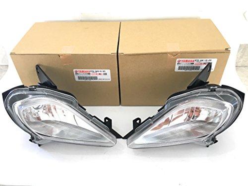 Yamaha Raptor 700, 350, YFZ 450, YFZ450, Wolverine Right / Left Headlight (2012 Yfz 450 Headlight compare prices)