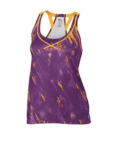 Wilson Top Wsp Painted Violeta / Naranja L