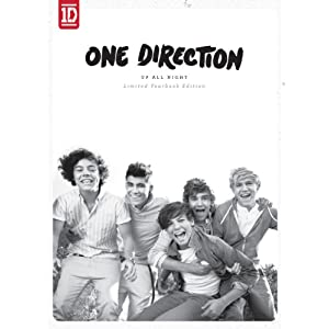 Up All Night One Direction Album Deluxe Yearbook CD