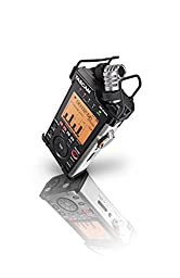 TASCAM DR-44WL Portable Handheld Digital Recorder with WiFi
