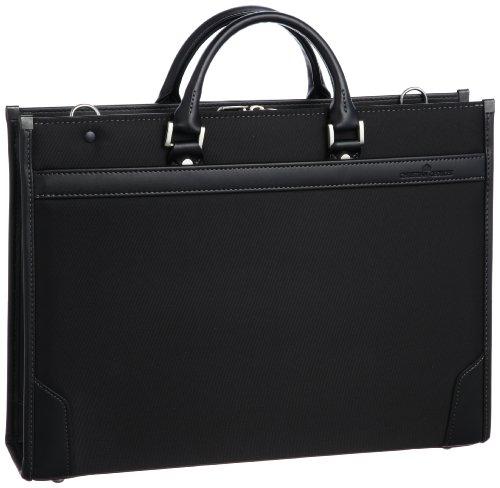[クリスチャンジョルジュ] CHRISTIAN GEORGES 国産ビジネスバック CG2181 BK (BLACK)