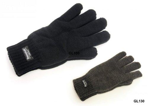 Girls Snow Soft Gloves