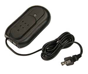 Woods 32555 Weatherproof Outdoor Outlet Wireless Remote Control