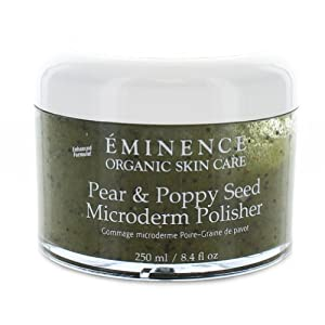 Eminence Pear & Poppy Seed Microderm Polisher PRO 8.4 oz