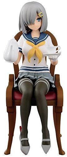 艦隊これくしょん 艦これ 駆逐艦 浜風 Ceylon Tea Party SQ フィギュア キャラクター グッズ プライズ バンプレスト