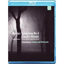 Symphony No. 4 / Pelleas & Melisande [Blu-ray]