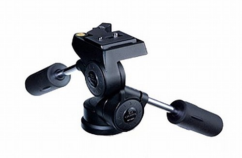 Giottos MH5001 3 Way Head With Quick Release