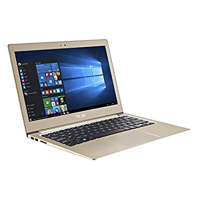 Asus UX303UB-R4055T 13.3-inch Laptop (Core i5-6200U/4GB/1TB/Windows 10/2GB Graphics), Icicle Gold