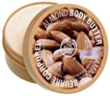 The Body Shop Almond Body Butter 200ml