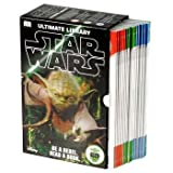 img - for Star Wars: Ultimate Library Box Set with 20 Volumes for Early Readers Level 1-3 in Slipcase book / textbook / text book