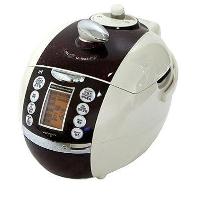 Cuchen IH Pressure Rice Cooker 10cup - WHK-V1047GX by Woongjin Cuchen