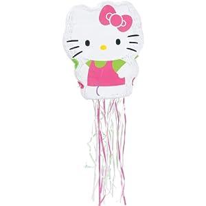 Ya Otta Pinata Pull Pinata, 22 by 17-Inch, Hello Kitty by Ya Otta Pinata
