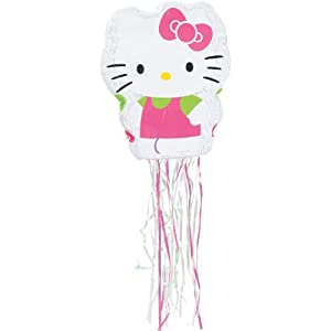 Hello Kitty Pull String Pinata
