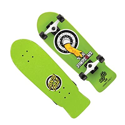 Santa Cruz Simpsons Homer One Micro Cruzer Skateboard (8.3 X 26-Inch)