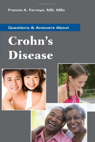 Questions And Answers About Crohn's Disease