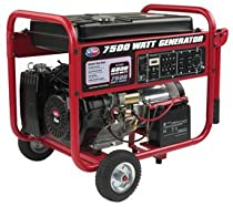 Big Sale All Power America APGG7500 7,500-Watt Gas Powered Portable Generator