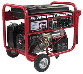 All Power America Apgg7500 7,500-Watt Gas Powered Portable Generator