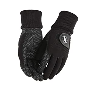 HJ Xtreme Winter Performance Golf Gloves Pair Ladies Small