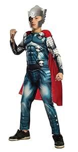 Rubie's Marvel Universe Avengers Assemble Thor Costume, Small