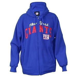 NFL Fleece Full Zip Hoodie by NFL