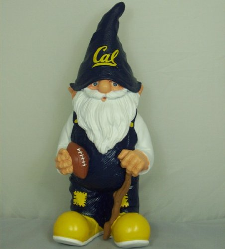 Forever Collectibles NCAA California Golden Bears Garden Gnome